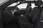 Front seat view of a 2015 Volkswagen Touareg Bluemotion 5 Door SUV Front Seat car photos