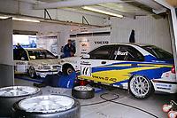 1997 British Touring Car Championship Test day. #11 Kelvin Burt (GBR). Volvo S40 Racing. Volvo S40.