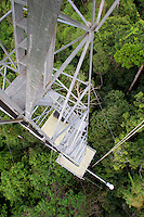 A reserva florestal do Cristalino Lodge faz limite com o Parque Estadual Cristalino, uma área muito importante de conservação da Amazônia com 184.900 hectares. Este parque, por sua vez, conecta-se com a Reserva da Força Aérea, com 2,16 milhões de hectares. Outras reservas também ligadas neste mosaico são: Reserva Biológica das Nascentes, Reserva do Xingu, Área Indígena Kayabi e Munduruku, Parque Nacional do Juruena, Parque Rio Novo, Floresta Nacional Jamanxim, Floresta Nacional Crepori, Mosaico do Apuí, Parque Sucunduri, Floresta Nacional Jatuarana e Reserva de Aripuanã.<br /> Alta Floresta, Mato Grosso, Brasil.<br /> Foto Marcello Lourenço