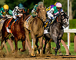 August 24, 2019 : Code of Honor #2, ridden by John Velazquez, wins the Travers Stakes during Travers Stakes Day at Saratoga Racecourse in Saratoga Springs, New York. Scott Serio/Eclipse Sportswire/CSM