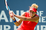 August 02, 2017: Madison Keys (USA) defeated Caroline Dolehide (USA) 3-6, 6-2, 6-3 at the Bank of the West Classic being played at the Taube Tennis Stadium in Stanford, California. ©Mal Taam/TennisClix/CSM