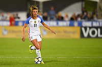 Commerce City, CO - Friday September 15, 2017: Sofia Huerta during an International friendly match between the women's National teams of the United States (USA) and New Zealand (NZL) at Dick's Sporting Goods Park.