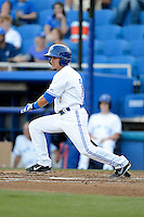 Dunedin Blue Jays shortstop Peter Mooney #3 during a game against the Tampa Yankees on April 11, 2013 at Florida Auto Exchange Stadium in Dunedin, Florida.  Dunedin defeated Tampa 3-2 in 11 innings.  (Mike Janes/Four Seam Images)