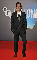 """Grant Heslov at the 65th BFI London Film Festival """"The Tender Bar"""" American Express gala, Royal Festival Hall, Belvedere Road, on Sunday 10th October 2021, in London, England, UK. <br /> CAP/CAN<br /> ©CAN/Capital Pictures"""