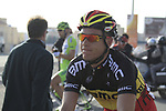 Philippe Gilbert (BEL) BMC Racing Team after crossing the finish line of  Stage 1 of the Tour of Qatar 2012 running 142.5km from Barzan Towers to Doha Golf Club, Doha, Qatar. 5th February 2012.<br /> (Photo by Eoin Clarke/NEWSFILE).