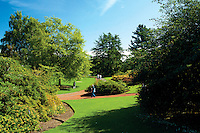 The Royal Botanic Gardens, Edinburgh
