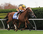 October 4, 2014:  and jockey win the Woodford Presented by Keeneland Select at Keeneland and for owner and trainer .Jessica Morgan/ESW/CSM