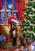 Marcello, CHRISTMAS ANIMALS, WEIHNACHTEN TIERE, NAVIDAD ANIMALES, paintings+++++,ITMCXM1388A,#xa#
