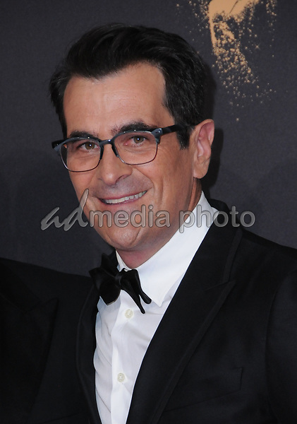 10 September  2017 - Los Angeles, California - Ty Burrell. 2017 Creative Arts Emmys - Arrivals held at Microsoft Theatre L.A. Live in Los Angeles. Photo Credit: Birdie Thompson/AdMedia