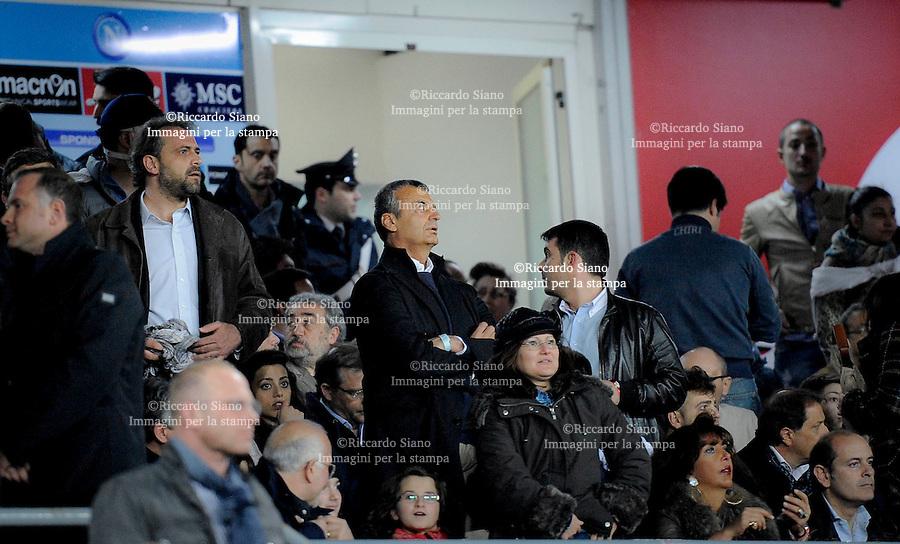 - NAPOLI 30 Marzo   2014 -  Napoli - Juventus.   Claudio De Magistris