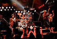December 28, 1984 File Photo - Corey Hart in concert