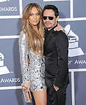 Jennifer Lopez and Marc Anthony attends The 53rd Annual GRAMMY Awards held at The Staples Center in Los Angeles, California on February 13,2011                                                                               © 2010 DVS / Hollywood Press Agency