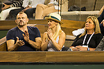 March 12, 2018: Chuck Liddell watches Venus Williams (USA) defeat Serena Williams (USA) 6-3, 6-4 at the BNP Paribas Open played at the Indian Wells Tennis Garden in Indian Wells, California. ©Mal Taam/TennisClix/CSM