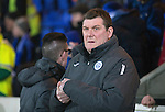 St Johnstone v Aberdeen...23.01.15   SPFL<br /> Tommy Wright<br /> Picture by Graeme Hart.<br /> Copyright Perthshire Picture Agency<br /> Tel: 01738 623350  Mobile: 07990 594431