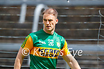 Stephen O'Brien, Kerry before the Allianz Football League Division 1 South between Kerry and Dublin at Semple Stadium, Thurles on Sunday.