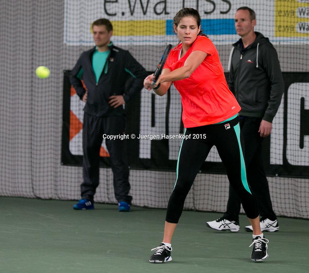 Julia Goerges (GER) Tennis - Deutsche Meisterschaft 2015