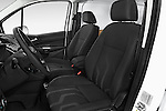 Front seat view of a 2015 Ford Transit Connect XLT 4 Door Car Van Front Seat car photos