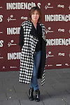 Spanish actress Lola Duenas poses during `Incidencias´ film presentation in Madrid, Spain. December 21, 2015. (ALTERPHOTOS/Victor Blanco)