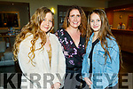 """Clare and Olive Sharp and Adra Kongjoi attending the """"Strictly Come Dancing"""" Mr and Mrs in the Ballyroe Heights Hotel."""