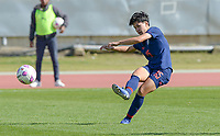 20190301 - LARNACA , CYPRUS : Thai Nipawan Panyosuk  pictured during a women's soccer game between Thailand and Mexico , on Friday 1 March 2019 at the GSZ Stadium in Larnaca , Cyprus . This is the second game in group B for both teams during the Cyprus Womens Cup 2019 , a prestigious women soccer tournament as a preparation on the FIFA Women's World Cup 2019 in France . PHOTO SPORTPIX.BE | DAVID CATRY