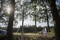 Roy Jans (BEL/Wanty-Groupe Gobert)<br /> <br /> 12th Eneco Tour 2016 (UCI World Tour)<br /> stage 2: Breda-Breda iTT (9.6km)