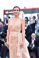 U.S. actress Kristen Wiig poses on the red carpet of the movie 'Downsizing' and opening ceremony of the 74th Venice Film Festival, Venice Lido, August 30, 2017. <br /> UPDATE IMAGES PRESS/Marilla Sicilia<br /> <br /> *** ONLY FRANCE AND GERMANY SALES ***