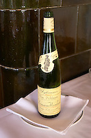 sylvaner reserve 2002 dom faller weinbach kaysersberg wistub du sommelier bergheim alsace france