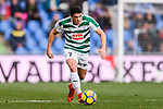 Ander Capa of SD Eibar in action during the La Liga 2017-18 match between Getafe CF and SD Eibar at Coliseum Alfonso Perez Stadium on 09 December 2017 in Getafe, Spain. Photo by Diego Souto / Power Sport Images