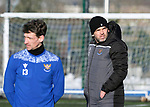 St Johnstone Training...   25.01.21<br />