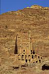Urn Tomb. Middle East. Jordan. Petra