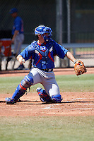 Chris Robinson - Chicago Cubs - 2009 spring training.Photo by:  Bill Mitchell/Four Seam Images