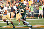 Baylor Bears wide receiver Clay Fuller (23) in action during the game between the Wofford Terriers and the Baylor Bears at the Floyd Casey Stadium in Waco, Texas. Baylor leads Woffard 38 to 0 at halftime.