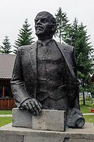 Lenin im Ausstellungsgelände Grutas-Park, Litauen, Europa