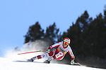 FIS Alpine World Ski Championships 2021 Val Di Fassa. Moena, Passo di Fassa, Italy on February 26, 2021. Ladies Downhill Event,  Rosina Schneeberger (AUT)