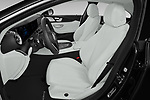 Front seat view of 2022 Mercedes Benz CLS-Coupe AMG-Line 4 Door Sedan Front Seat  car photos