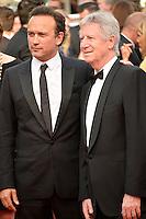 Cannes France May 16 2016 RÈgis Wargnier Vincent Perez attends Loving Premiere Palais des Festival During the 69th Annual Cannes Film Festival