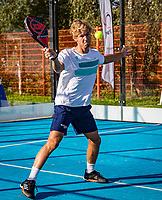 Netherlands, September 6,  2020, Amsterdam, Padel Dam, NK Padel, National Junior Padel Championships, <br /> Photo: Henk Koster/tennisimages.com