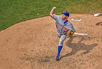 28 July 2013: New York Mets pitcher David Aardsma on the mound against the Washington Nationals at Nationals Park in Washington, DC. The Nationals defeated the Mets 14-1. Mandatory Credit: Ed Wolfstein Photo *** RAW (NEF) Image File Available ***