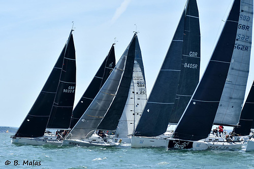 The Dubarry Women's Open Keelboat Championship takes place on 5th/6th June