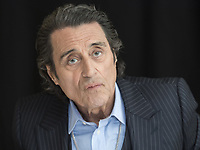 Ian McShane, who stars in 'Deadwood', at the Four Seasons Hotel in Beverly Hills, CA. March 21, 2019.. Credit: Magnus Sundholm/Action Press/MediaPunch ***FOR USA ONLY***