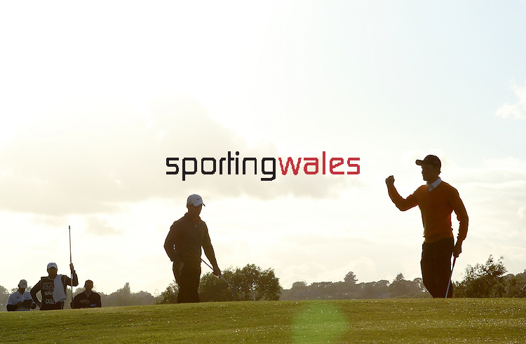 Maximillian Kieffer..Saab Wales Open 2011 PowerPlay Tournament..Twenty Ten Course - Celtic Manor Resort..30.05.11.©Steve Pope