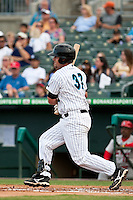 May 1 2010: Ryan Keedy (37) of the Jupiter Hammerheads  during a game vs. the Palm Beach Cardinals at Roger Dean Stadium in Jupiter, Florida. Palm Beach, the Florida State League High-A affiliate of the St. Louis Cardnials, won the game against Jupiter, affiliate of the Florida Marlins, by the score of 5-4  Photo By Scott Jontes/Four Seam Images