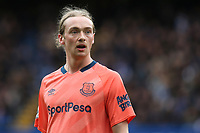 Tom Davies off Everton during Chelsea vs Everton, Premier League Football at Stamford Bridge on 8th March 2020