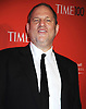Harvey Weinstein attending The Time 100 Most Influential People in the World Gala on April 26, 2011 at Frederick P Rose Hall in The Time Warner Center in New York City.