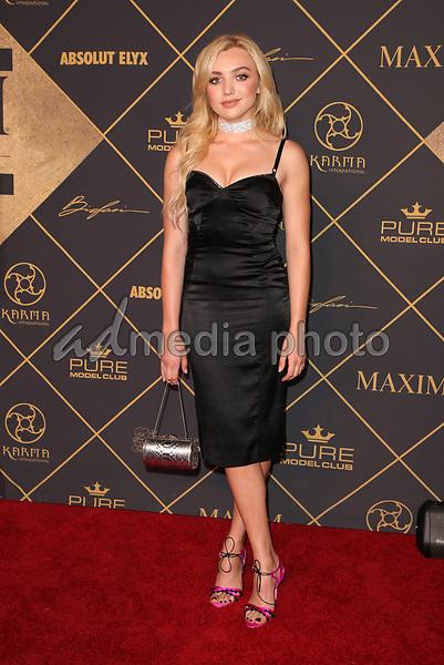 25 June 2017 - Hollywood, California - Peyton List. 2017 MAXIM Hot 100 Party held at the Hollywood Palladium. Photo Credit: F. Sadou/AdMedia