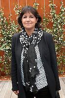 Valerie Expert seen at 'Le Village de Roland Garros' during Roland Garros tennis open 2016.