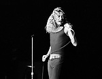Led Zeppelin Robert Plant..© Chris Walter..