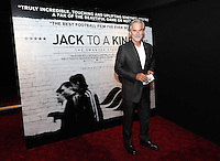 """Pictured: Trevor Eve. Friday 12 September 2014<br /> Re: Premiere of """"Jack To A King"""" a film about the history of Swansea City Football Club, at The Empire Cinema in Leicester Square, London, UK."""