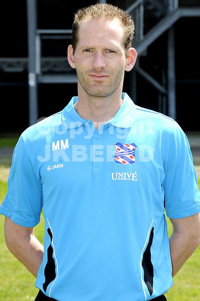 voetbal sc heerenveen seizoen 2009-2010 30-06-2009.martinus meinen