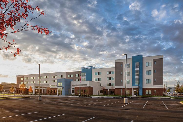 CMHRA Residence Inn Columbus Airport   Marriott / First Hospitality